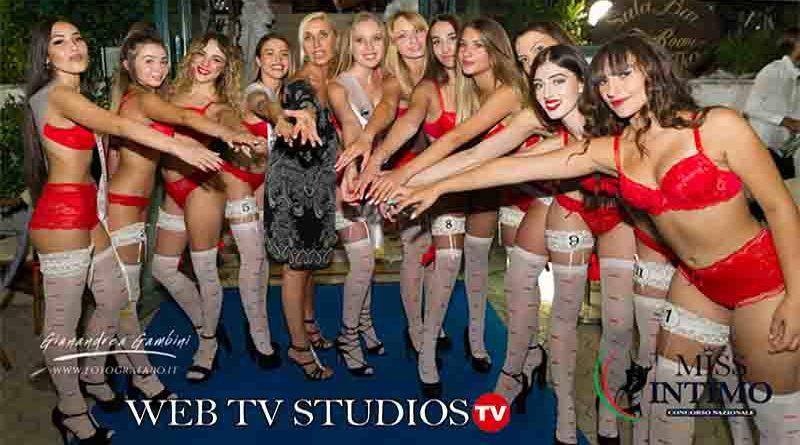 Miss Intimo: Sabato 3 agosto a Campagnano di Roma  è di scena la bellezza con 18 Ragazze