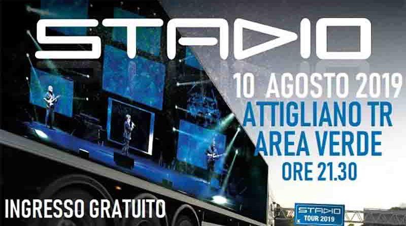 10 Agosto  Stadio Mobile Live 4.0 Attigliano TR