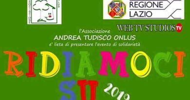 """Teatro Olimpico: Spettacolo di Solidarietà """"Ridiamoci Su"""" X Edizione"""