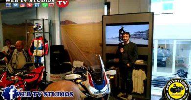 Honda Moto Roma: Grande Festa  il 18 ottobre Presentata la nuova AfricaTwin CRF1100L con Costatino Paolacci Team Honda
