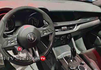 Alfa Romeo Stelvio Quadrifoglio – 510 CV 2.9 V6 Bi-Turbo e 0-100 in 3.8 secondi