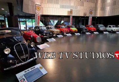La Storia Dell'Iconia Fiat 500 in Mostra al Mauto Fino a Lunedì 29 Giugno
