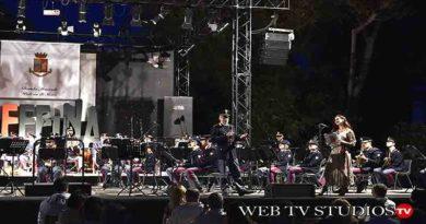 Santa Severa: Concerto Banda della Polizia di Stato Omaggio a Ennio Morricone
