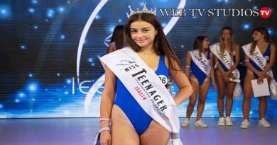 Miss Teenager Original Italia 2020 è La Siciliana Serena Tumbarello