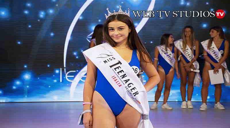 Miss Teenager Original Italia 2020 è La Siciliana Serena Tumbarello