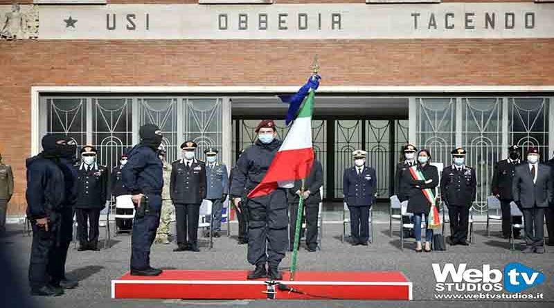 Livorno, conferita ai G.I.S la bandiera di guerra webtvstudios