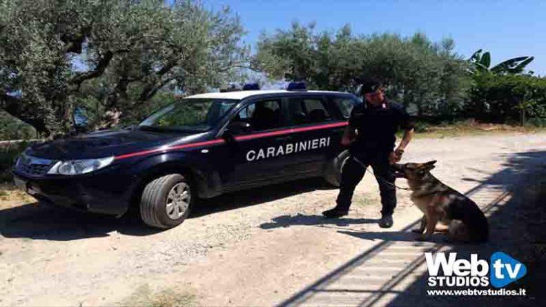 I Carabinieri della Compagnia di San Bonifacio