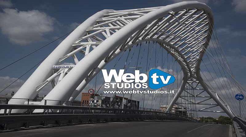 Ponte Settimia Spizzichino alla Garbatella