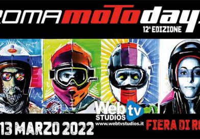 Roma Motodays rinviata al 2022 causa Covid I motori torneranno protagonisti della Capitale dall'11 al 13 marzo 2022
