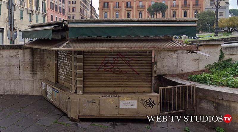 Rimossa La Storica Edicola Da Piazza Del Viminale