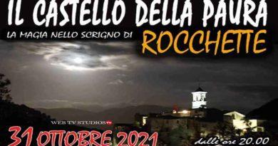 Rocchette: Il Castello della Paura 31 Ottobre 2021