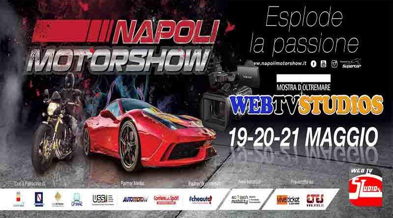 Napoli motorshow riprese video professionali