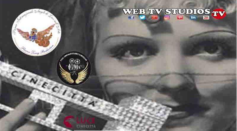 Premio Internazionale Angeli di Luce nell'Arte: si terrà nella splendida Città dei sogni di Cinecittà Sala Fellini