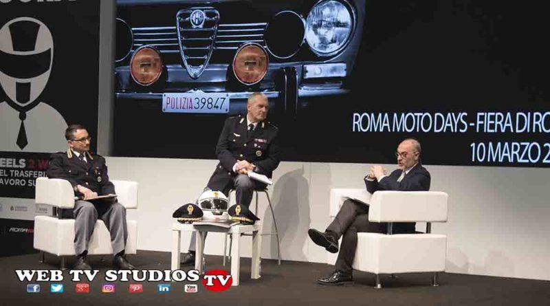 """Roma Motodays: Presentazione Del Volume """"Polizia e Motori – la lunga Strada Insieme"""""""