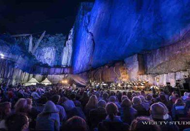 Tones on the Stones festival in cava con Aida !!!