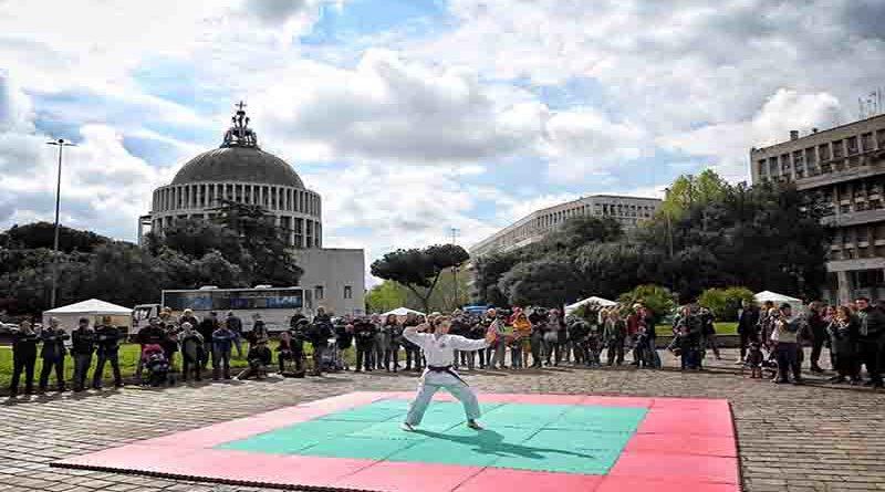 Festa della Polizia: in piazza Don Bosco, stand e dimostrazioni