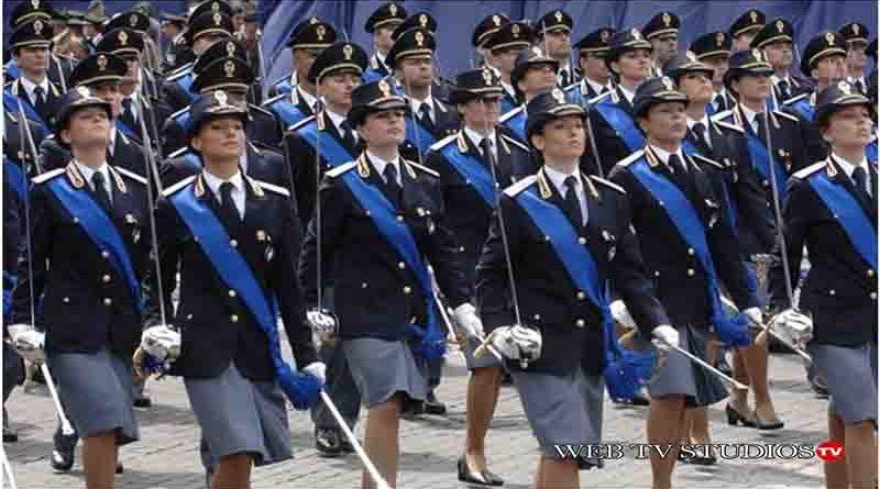 La Polizia di Stato celebra  il 167° anniversario dalla fondazione, alla presenza delle più alte cariche dello Stato