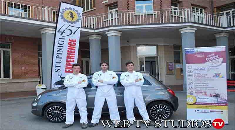 Ruzza Torino: Cnos-Fap Ed Lgr Prototipi Faranno Rivivere Il Mito Dei Meccanici In Tuta Bianca Per La Fiat 500 : Debutto A Parco Valentino