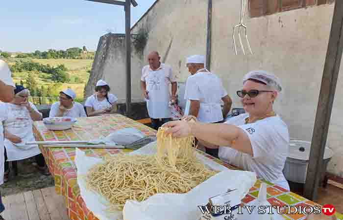 Torri in Sabina: Torna a Rivivere le Antiche Tradizioni