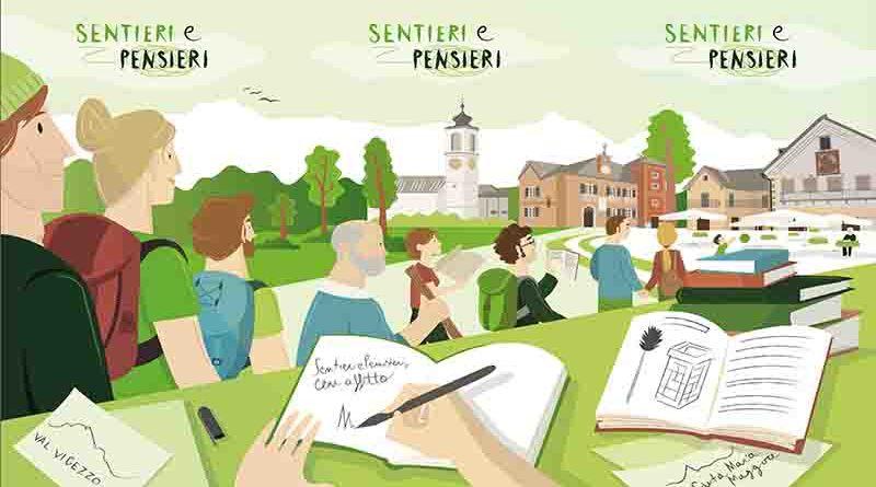 Santa Maria Maggiore:  Sentieri e Pensieri, il festival letterario diretto da Bruno Gambarotta Dal 19 al 25 agosto
