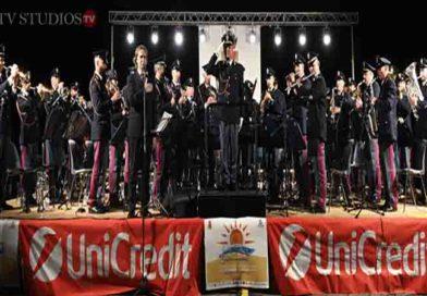 Concerto Santa Severa Fanfara della Polizia di Stato