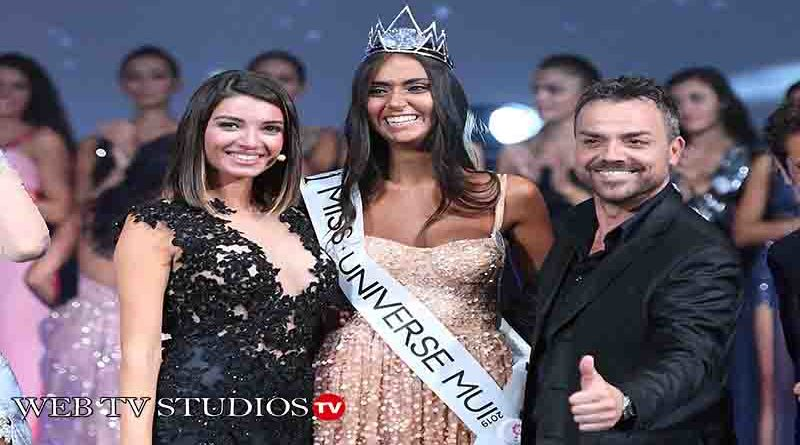 Gran Galà di Cinecittà World:  Sofia Marilù Trimarco e rappresenterà l'Italia a Miss Universo