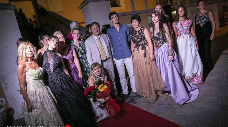 VENTOTENE FASHION WEEK BY ELENA RODICA ROTARU