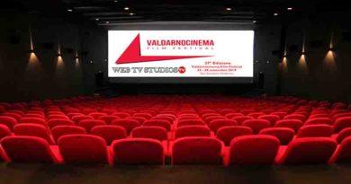 37VFF: AL VIA LA 37a EDIZIONE DEL VALDARNO CINEMA FILM FESTIVAL