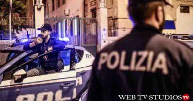 Forze dell'ordine: Omaggiano a Sirene Spiegate per i Due Poliziotti di Trieste