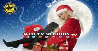 """La """" Web Tv Studios """" Vi Augura Buone Feste & Buon Anno"""