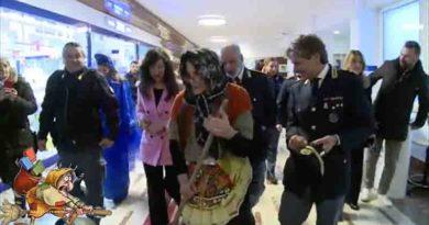 Polizia di Stato: consegna doni ai bambini ricoverati presso i reparti pediatrici del Policlinico Gemelli Universitario A. Gemelli IRCCS