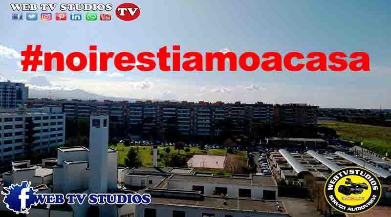 Roma: Applausi nelle città deserte per dire grazie a medici e infermieri #cornonavirus #flashmob #webtvstudios