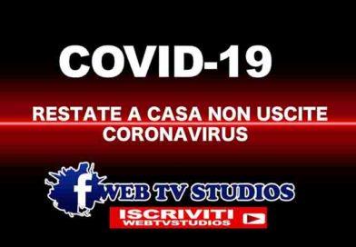 Noi Restiamo a Casa Fatelo Anche Voi #webtvstudios #Covid19