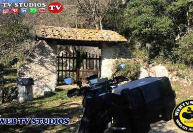 Un Viaggio In Sabina con X-adv 750 Honda