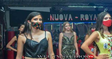 Venere D'Italia Lazio 2020 Fashion Designer By Elena Rodica Rotaru
