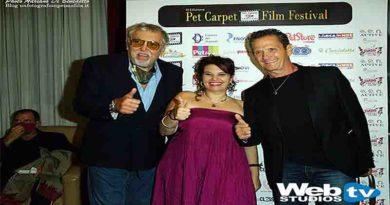 Pet Carpet Film Festival, Con Federica Rinaudo torna a Roma a Cinecitta Studios