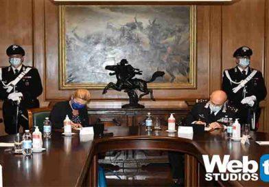 Protocollo di Intesa tra Ministero Affari Esteri e Cooperazione Internazionale e Arma dei Carabinieri in materia di formazione del personale destinato all'estero.