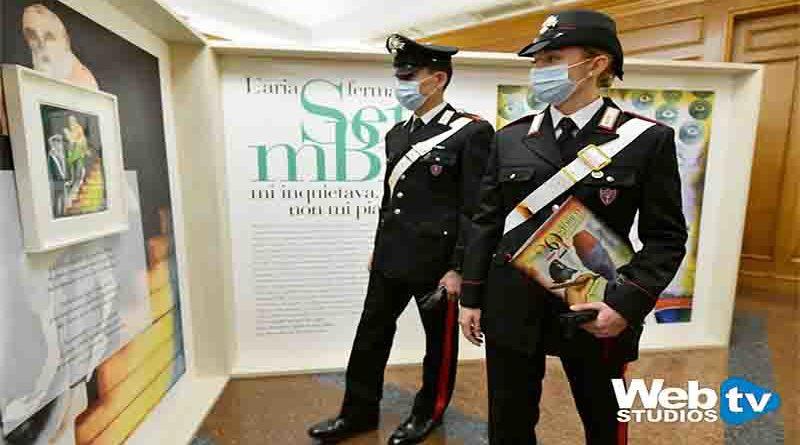 I Carabinieri presentano il Calendario Storico e l'Agenda Storica 2021 Dante, Pinocchio e l'Arma dei Carabinieri: una sintesi dell'Italia