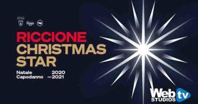 Riccione Christmas Star Natale Capodanno 2020-2021