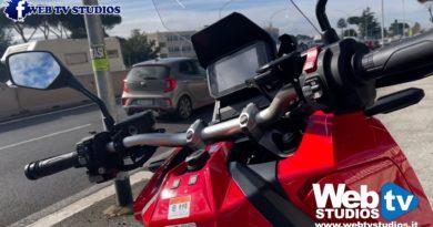 Honda X-ADV 2021 Test Driver