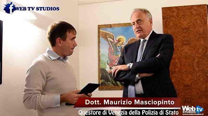 venezia Maurizio Masciopinto web tv studios